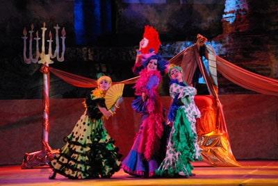 Espectáculo Flamenco en Madrid.